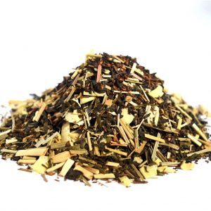 Luxury loose leaf green tea.