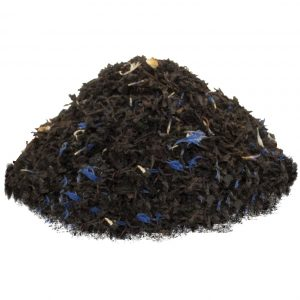 Superior leaf black tea.